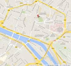 map of rouen rouen and its stunning cathedral world easy guides