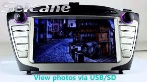 oem 2009 2010 2011 2012 hyundai ix35 tucson gps radio navigation