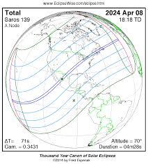 Indiana Time Zone Map Eclipsewise Total Solar Eclipse Of 2024 Apr 08