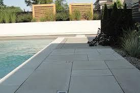 modern pool deck tiles montreal outdoor living