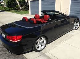 335i Red Interior For Sale Bmw I Convertible Black Red Interior For Sale E Official Black