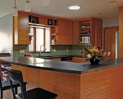 Bamboo Cabinets Kitchen Kitchen Remodeling Madison Wi Tds Custom Construction