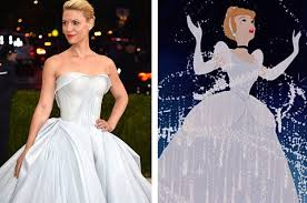 zac posen light up gown claire danes is literally cinderella at the met gala hellogiggles