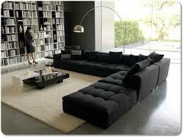 Sectional Sofa Black Sectional Sofa Design Big Sectional Sofas For Room Grey