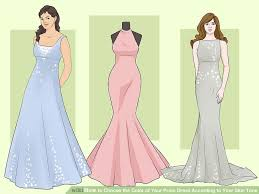4 ways to choose the color of your prom dress according to your