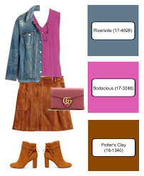 3 chic color combinations try now u0027s delight