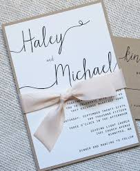 invitations for weddings cheap plain wedding invitations kac40 info