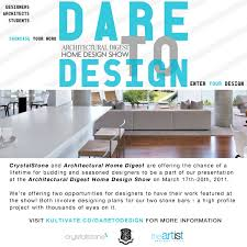 architectural digest home design show new york city urban lab global cities ulgc dare to design architectural
