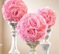 flower balls silk flower balls wedding centerpiece 6 inch ebay