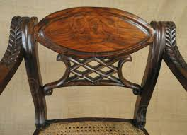 Antique Teak Wood Furniture Colonial Armchairs Fvc1 Indo Dutch Colonial Style Teak Wood And