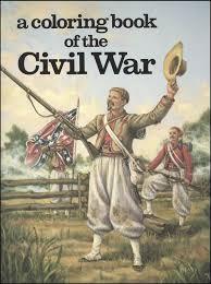 coloring book civil war 020871 details rainbow resource