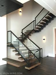 Custom Staircase Design Modern Stairs And Railings Custom Staircase Design Mono Stringer