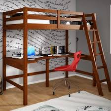 Kids Treehouse Beds Wayfair - Kids bunk bed with desk