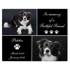 In Memory Of Gifts Personalised Pet Memorial Gifts On Zazzle