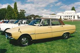 history rover p6 australia