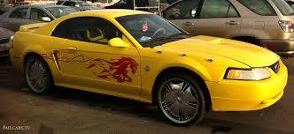 ricer car horse ricer mustang fail car side failcars tv