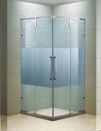 frameless bathroom pivot shower door 38x38 corner shower screen