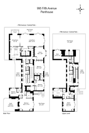 53 best plans images on pinterest penthouses apartment floor