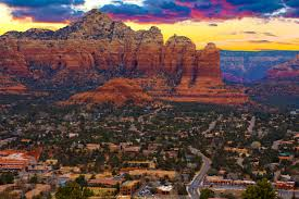rv trip to grand canyon and sedona arizona