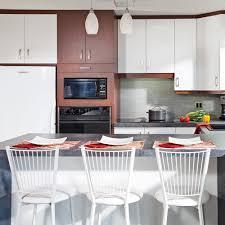 restauration armoires de cuisine en bois renouveler les armoires avec un placage de bois cuisine