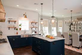 Home Improvement Ideas Kitchen Fixer Upper The Takeaways A Thoughtful Place Placement Of