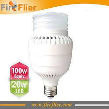 led light bulb wattage chart led light bulb 20watt 20w retrofit bulb 100w equivalent replacement