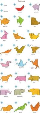 Origami Pets - best 25 easy origami animals ideas on origami