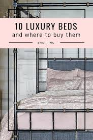 luxury designer beds 10 luxury beds and where to buy them seasons in colour