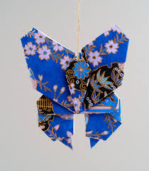 butterfly ornament the paper crane origami