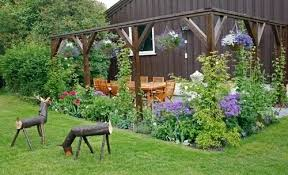 Ideas For Backyard Landscaping On A Budget Garden Decorating Ideas On A Budget At Best Home Design 2018 Tips
