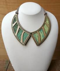 crochet jewelry necklace images Stitch story launching our new crochet jewelry kit jpg