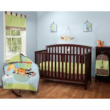 Nursery In A Bag Crib Bedding Set Baby Boom Balloon Friends 10pc Nursery In A Bag Crib Bedding Set