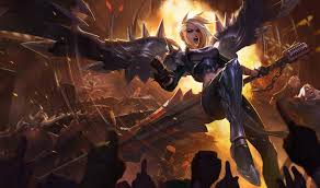 Halloween Summoner Icons Surrender At 20 Pentakill Kayle Now Available