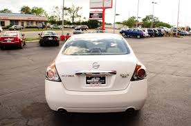 nissan white car altima 2010 nissan altima sr white sport sedan sale