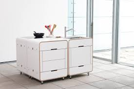 modulare k che a la carte modular kitchen compact kitchens from stadtnomaden