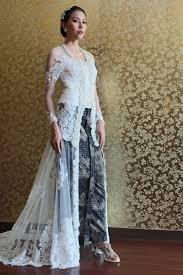 wedding dress kebaya offwhite kebaya wedding dress jaya kebaya sale kebaya modern