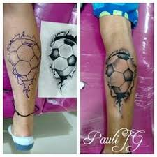 soccer ball tattoos designs google search matching tattoos