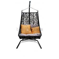 Swinging Ball Chair Replica Kettal Maia Egg Swing Chair Bare Outdoors