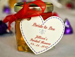 bridal shower favor tags bridal shower favor heart tag e m wedding favors