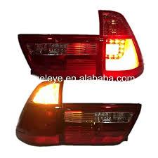 2002 bmw x5 tail light assembly for bmw x5 e53 led strip tail lights rear l back light 1998 2002