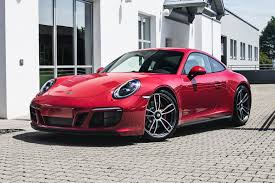 porsche car 911 techart launches power kit for porsche 991 2 carrera gts porsche