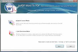 Word To Pdf Batch Doc To Pdf Converter Convert Ms Word Documents To Pdf