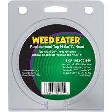 weed eater tap n go iv trimmer replacement head lowe u0027s canada