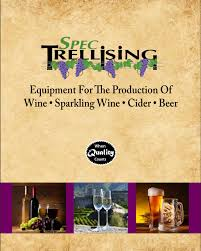 spec trellising all your vineyard winery and brewery needs