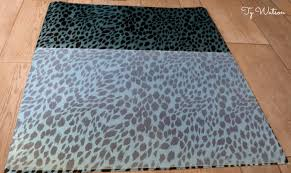 Diy Desk Pad Leopard Desk Pad