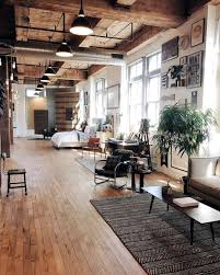 industrial loft apartment interior design industrial loft and