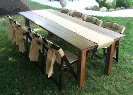 banquet table rentals wood banquet table fancy plush design dining table ideas