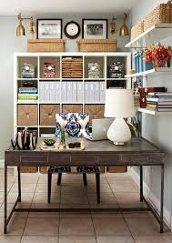 Baskets For Bookshelves Stylish Bookcases U2013 The Style Rebels