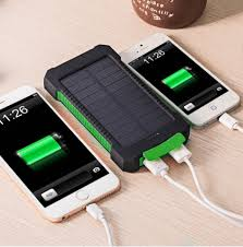 phone charger waterproof solar phone charger the outdoor spirit