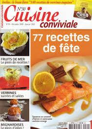 magazines de cuisine magazines pour des recettes de fêtes